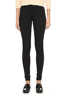 AG Adriano Goldschmied Women's The Pull On Legging Black, Milkyway, 24