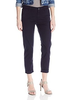 AG Adriano Goldschmied Women's Tristan Tailored Trouser In Night Eclipse