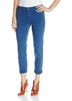 AG Adriano Goldschmied Women's Tristan Tailored Trouser In Sulfur Dusk Valley