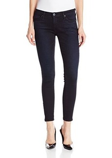 AG Adriano Goldschmied Women's Zip-Up Legging Ankle Skinny Jean In Tracker