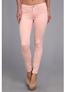 AG Adriano Goldschmied Zip-Up Legging Ankle Sateen