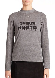 AG Alexa Chung for AG The Sacred Monster Tee