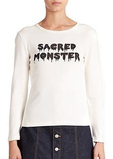 AG Alexa Chung for AG The Sacred Monster Tee