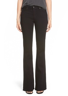 AG 'Angel' BootcutJeans (Super Black)