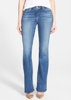 AG 'Angel' Mid Rise Bootcut Jeans (13 Year Solitude)