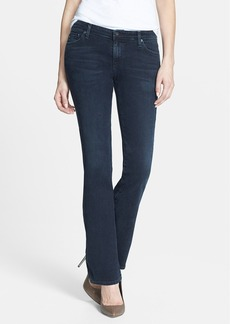 AG Bootcut Jeans (Media) (Petite)