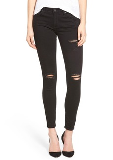 AG Ankle Leggings (Twilight Shredded)