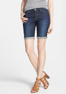 AG 'Brooke' Denim Bermuda Shorts (Free)