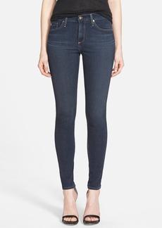 AG 'Contour 360 - Farrah' High Rise Skinny Jeans (Reef)