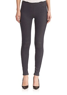 AG Denim Pull-On Leggings