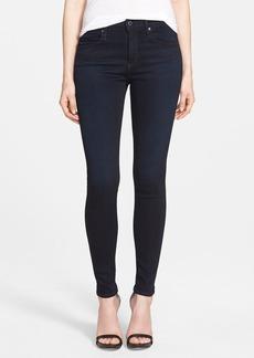 AG 'Farrah' High Rise Skinny Jeans (Chromis)