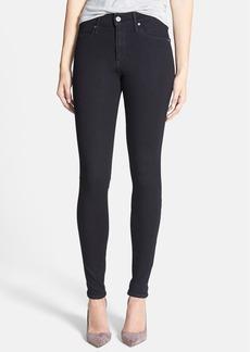 AG 'Farrah' High Rise Skinny Jeans (Hideout)