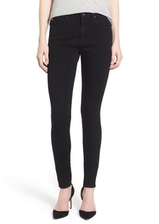 AG 'Farrah' High Rise Skinny Jeans (Tarmac)