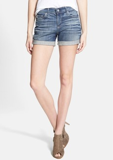 AG 'Hailey' Denim Shorts (12 Year Ash)