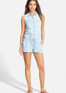 AG 'Hollis' Chambray Romper