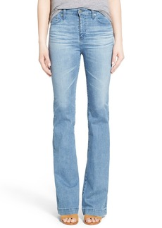 AG 'Janis' High Rise Flare Jeans (Gallery)