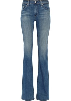 AG Jeans Angel stretch-denim bootcut jeans