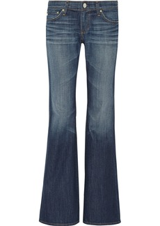 AG Jeans Belle mid-rise flared jeans
