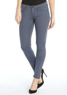 AG Jeans blue stretch cotton 'The Legging' super skinny fit jeggings