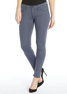 AG Jeans blue stretch cotton 'The Legging' super skinny fit jeggings