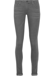 AG Jeans Cotton-blend skinny jeans