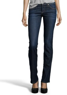 AG Jeans crest blue denim slit bootcut 'The Olivia' jeans