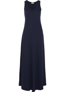 AG Jeans Daria cotton-jersey maxi dress
