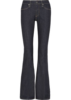 AG Jeans Farrah mid-rise flared jeans