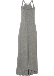 AG Jeans Grecian jersey maxi dress