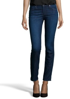 AG Jeans howl dark denim 'The Stilt' cigarette jeans