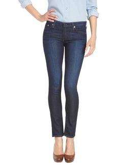 AG Jeans HRM dark blue 'The Stilt' cigarette leg stretch denim