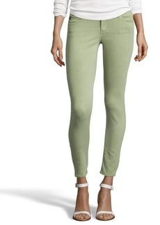 AG Jeans moss stretch denim 'The Legging Ankle' super skinny ankle jeans