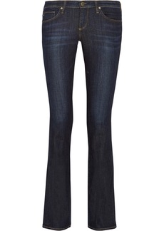 AG Jeans Olivia mid-rise bootcut jeans