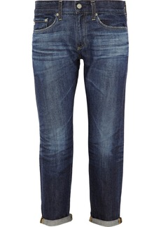AG Jeans Piper Crop mid-rise boyfriend jeans