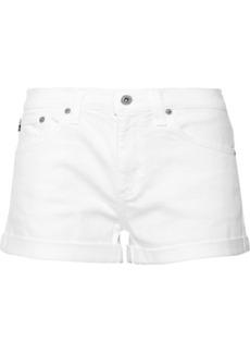AG Jeans Pixie stretch-denim shorts