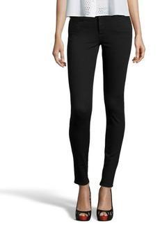AG Jeans raven 'Middi' mid-rise skinny jeans