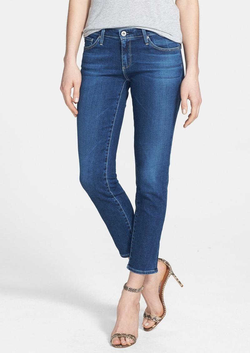 AG Jeans 'Stilt' Crop Skinny Stretch Jeans (Rio Rio)