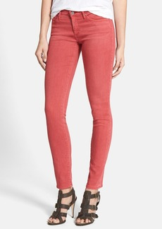 AG Jeans 'Stilt' Skinny Stretch Denim Jeans (Bright Henna)