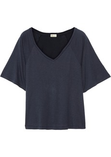 AG Jeans Supima cotton and Micro Modal-blend T-shirt