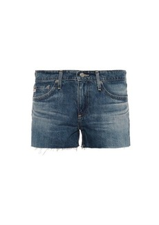 AG Jeans The Bonnie slim-fit shorts