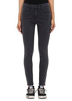 AG Jeans The Farrah Skinny Crop Jeans