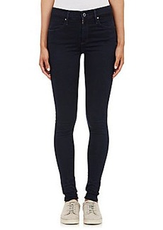 AG Jeans The Farrah Skinny Crop Jeans