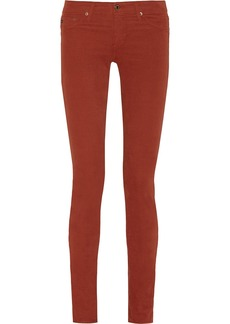 AG Jeans The Legging Ankle corduroy skinny jeans