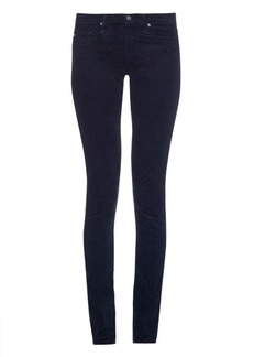 AG Jeans The Legging mid-rise skinny trousers