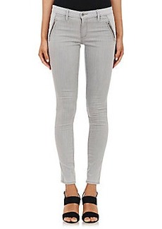 AG Jeans The Willow Zip Jeans