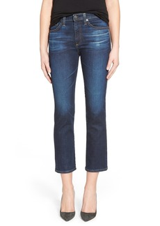 AG 'Jodi' High Rise Crop Jeans (2 Years Beginnings)