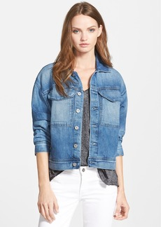 AG 'Knoll' Classic Denim Jacket