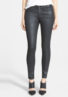 AG Leatherette Ankle Leggings
