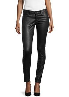 AG Leatherette Super-Skinny Leggings