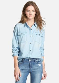 AG 'Mason' Button Front Shirt